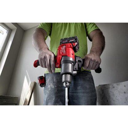 Milwaukee 2810-20 M18 FUEL Mud Mixer with 180° Handle 4