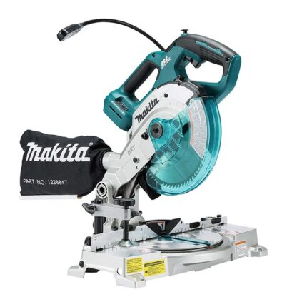 "Makita DLS600Z 18V 6-1/2"" LXT Brushless Compound Mitre Saw"