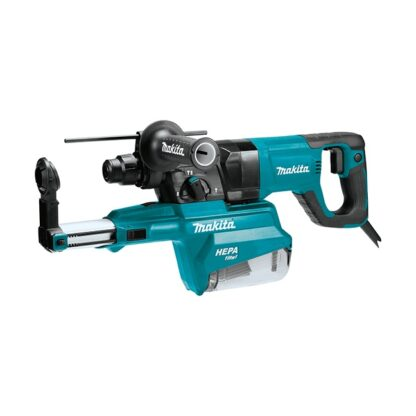 "Makita HR2661 1"" SDS-Plus Rotary Hammer with Dust Extraction"