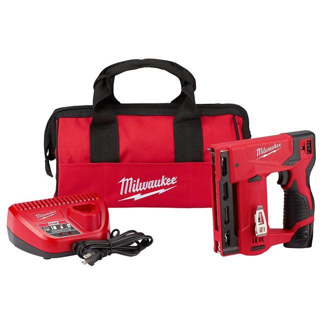Milwaukee 2447-21 M12 T50 Stapler Kit