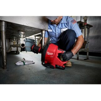 Milwaukee 2772A-20 M18 FUEL Drain Snake with Cable Drive 3