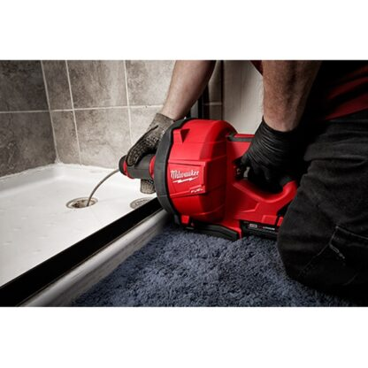 Milwaukee 2772A-20 M18 FUEL Drain Snake with Cable Drive 4