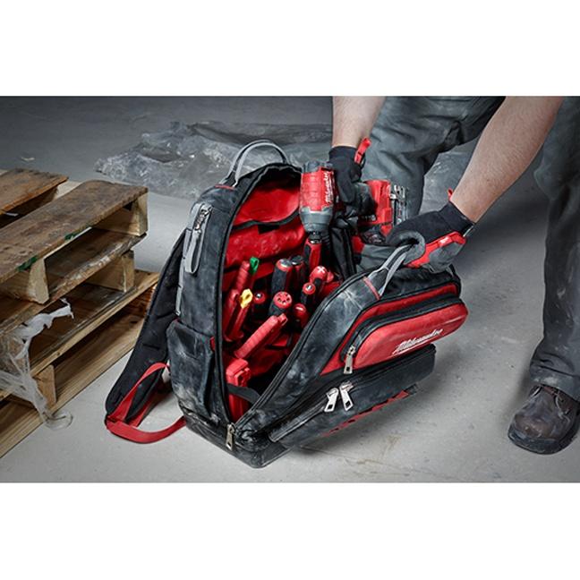 824aee7544a7 Milwaukee 48-22-8201 Ultimate Jobsite Backpack - BC Fasteners   Tools
