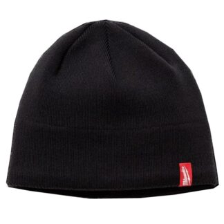 Milwaukee 502B Fleece Lined Hat - Black