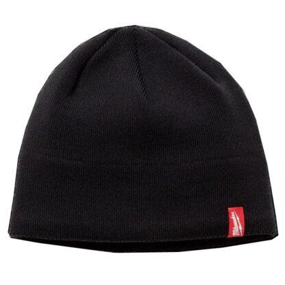 Milwaukee 502B Fleece Lined Hat - Black
