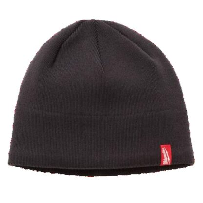 Milwaukee 502G Fleece Lined Hat - Gray