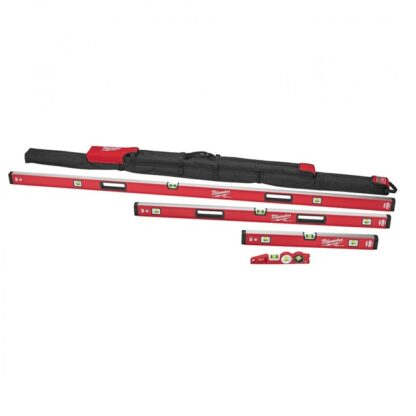 Milwaukee MLBXCM78 REDSTICK 5 PC Level Master Set