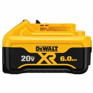 DeWalt DCB206 20V MAX Premium XR 6.0Ah Battery Pack