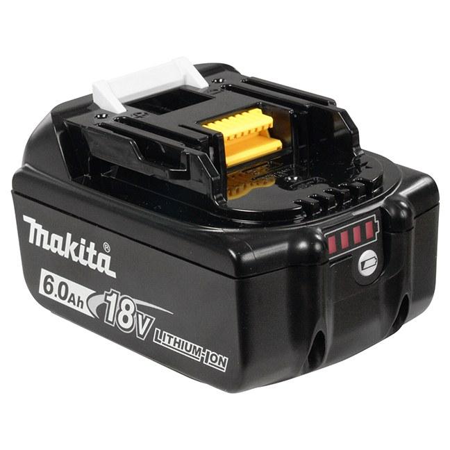 Makita 197424-0 BL1860B 18V 6.0 Ah Battery