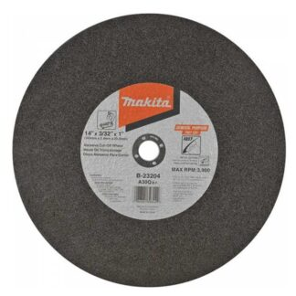 "Makita B-23204 14"" Cut-Off Wheel"