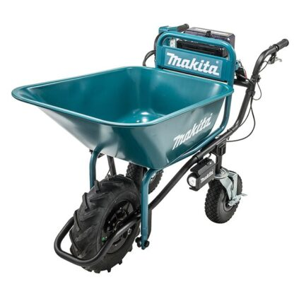 Makita DCU180ZX2 18Vx2 LXT Power-Assisted Brushless Wheelbarrow with Bucket
