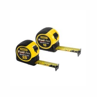 Stanley FMHT70455L FATMAX Measuring Tape 2-Pack 16Ft & 25Ft