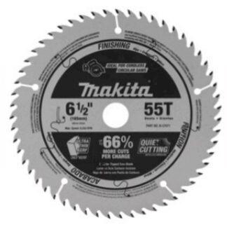 "Makita B-57071 6-1/2"" 55T Circular Saw Blade"