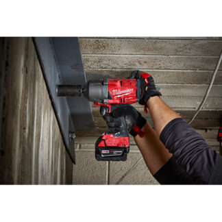 "Milwaukee 2864-22 M18 FUEL High Torque 3/4"" Impact Wrench - Friction Ring with ONE-KEY Kit"