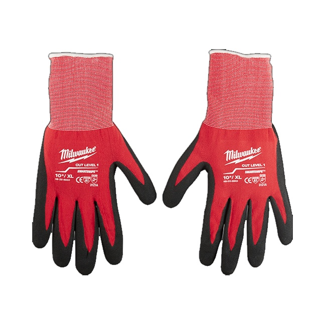 Milwaukee 48-22-8903 Cut Level 1 Dipped Gloves - XL
