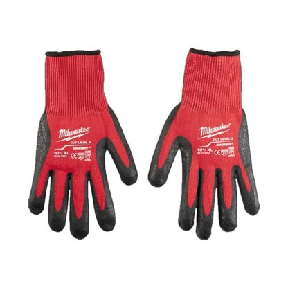 Milwaukee 48-22-8933 Cut Level 3 Dipped Gloves - XL
