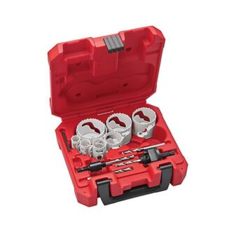 Milwaukee 49-22-4027 15-Piece Hole Saw Set