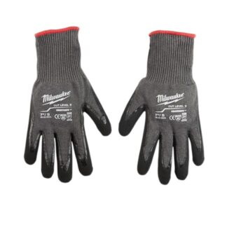 Milwaukee Cut Level 5 Dipped Gloves