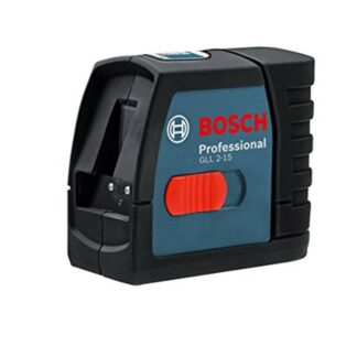 Bosch GLL 2-15 Self-Leveling Cross-Line Laser Kit