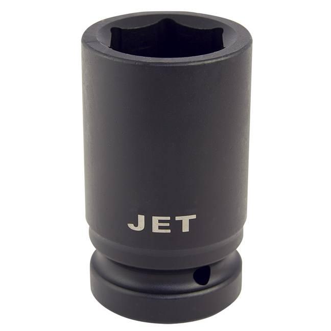Jet Deep Impact Socket - 6 Point