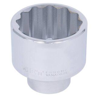 Jet Regular Chrome Socket - 12 Point