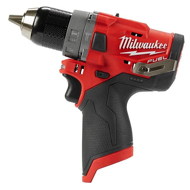 "Milwaukee 2504-20 M12 FUEL 1/2"" Hammer Drill"