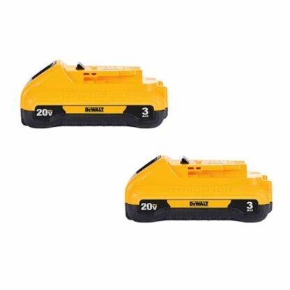 DeWalt DCB230-2 20V Max 3.0Ah Compact Battery 2-Pack