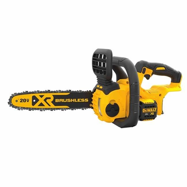 "DeWalt DCCS620B 20V MAX XR Compact 12"" Chainsaw"