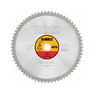 "DeWalt DWA7770 5-1/2"" 30T Ferrous Metal Cutting Saw Blade"