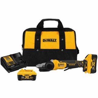 """Dewalt DCG413FR2 5"""" 20V Max XR Small Angle Grinder Kit"""