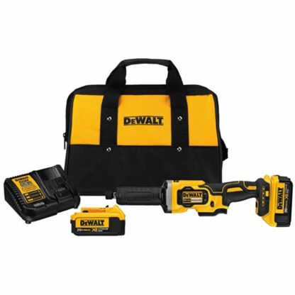 "Dewalt DCG426M2 1-1/2"" 20V Max XR Variable Speed Die Grinder Kit"