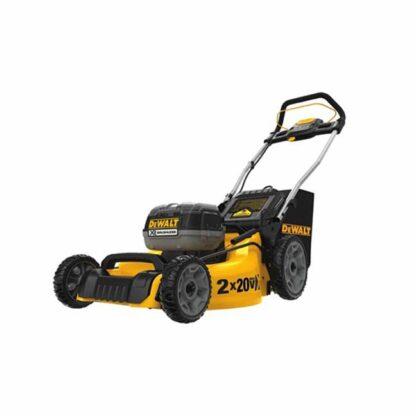 Dewalt DCMW220P2 2 x 20V MAX Dewalt 3-in-1 Cordless Lawn Mower