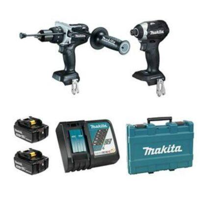Makita DLX2176TB 18V Hammer Drill & Impact Driver Combo Kit