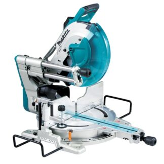 "Makita LS1219L 12"" Sliding Compound Mitre Saw with Laser"