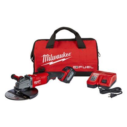 """Milwaukee 2785-21HD M18 FUEL 7"""" / 9"""" Large Angle Grinder Kit"""