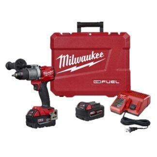 "Milwaukee 2804-22 M18 FUEL 1/2"" Hammer Drill Kit"