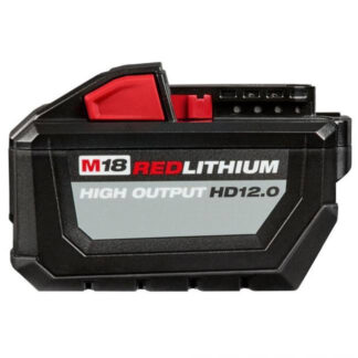 Milwaukee 48-11-1862 M18 REDLITHIUM HIGH OUTPUT XC6.0 Battery Pack (2 Pk)