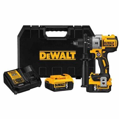 DeWalt DCD991P2 20V MAX XR Brushless 3-Speed Drill Driver Kit