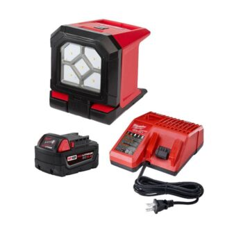 Milwaukee 2365-21P M18 ROVER Mounting Flood Light Kit