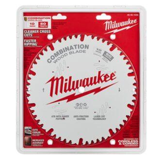 "Milwaukee 48-40-1026 10"" 50T Combination Circular Saw Blade"