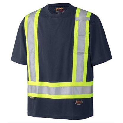 Pioneer 6992N Birdseye Safety T-Shirt