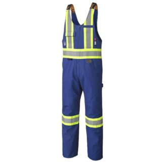 Pioneer 7714 FR-Tech Flame Resistant 7 oz Hi-Viz Safety Overall