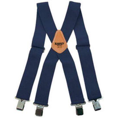 Kuny's SP-15NY Navy Suspenders