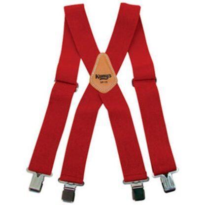 Kuny's SP-15R Red Suspenders