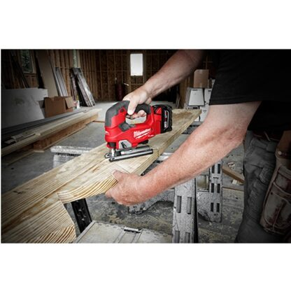 Milwaukee 2737-20 M18 FUEL D-Handle Jig Saw 2