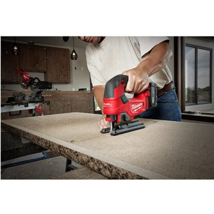 Milwaukee 2737-20 M18 FUEL D-Handle Jig Saw 3