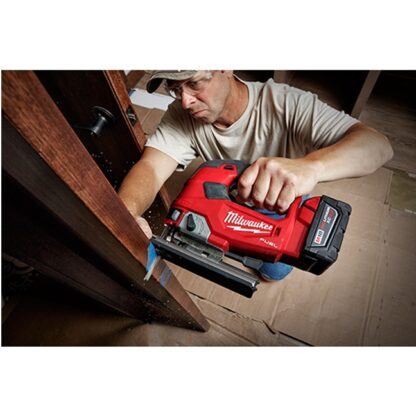Milwaukee 2737-20 M18 FUEL D-Handle Jig Saw 4
