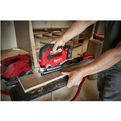 Milwaukee 2737-20 M18 FUEL D-Handle Jig Saw 5