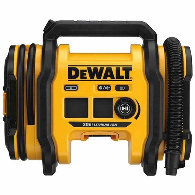 Dewalt Dcc020ib 20v Max Corded Cordless Air Inflator Bc