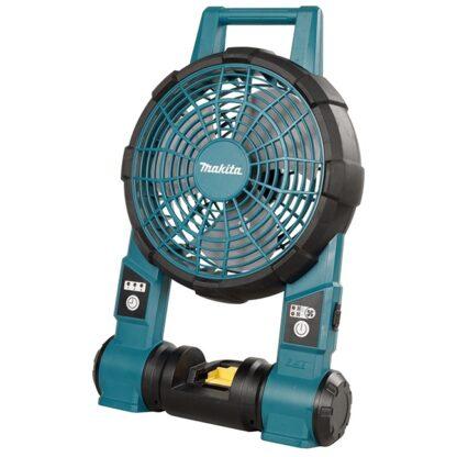 Makita DCF201Z 18V Cordless or Electric Jobsite Fan